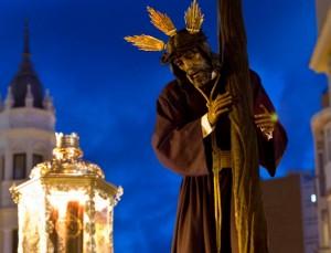 Cristo del Calvario. (Foto: Julián Pérez).