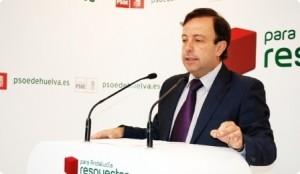 Carlos Sánchez, ex alcalde del PSOE en Bollullos.