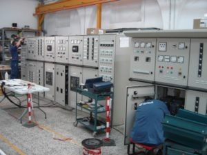 Tecnología onubense en el buque Supply.