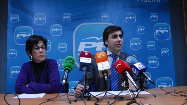 José Carlos Hernández Cansino, portavoz del PP en Punta. (A. L.)