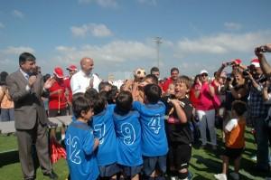Romero Pancho, equipo vencedor del Torneo CEPSA.