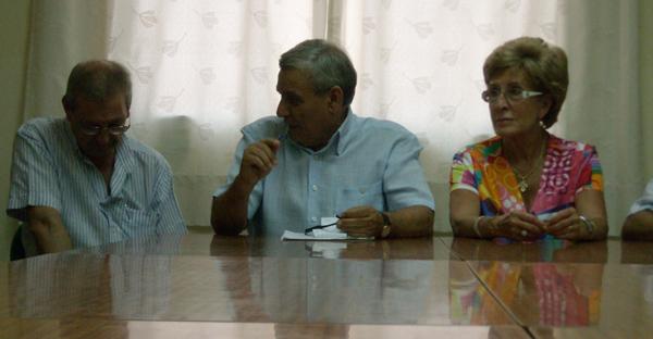 Asamblea de la Federacion Vecinos Saltes.