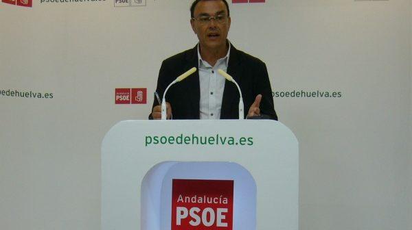 El secretario de Organización del PSOE, Ignacio Caraballo.