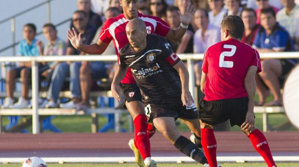 Partido Recreativo-Sevilla B disputado en Punta Umbría. (Julián Pérez).