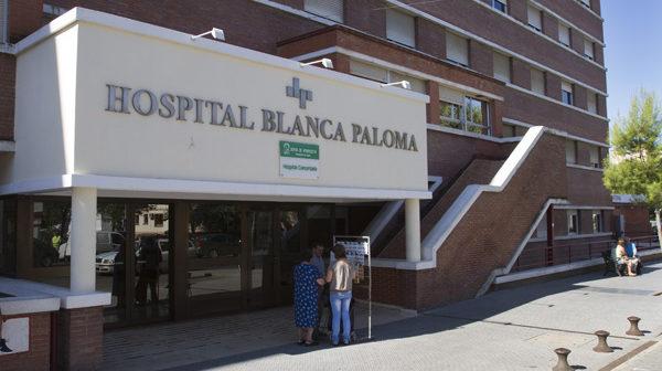 Clínica Blanca Paloma. (Julián Pérez)