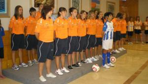 Cajasol Sporting de Huelva.