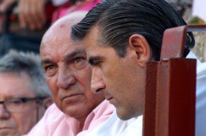 José Luis Pereda y Óscar Polo. (Toroimagen)