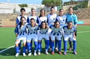 Once titular del Cajasol Sporting esta temporada.