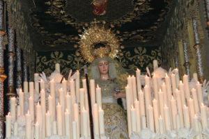 María Santísima del Refugio.