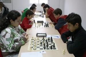 Campeonato de Andalucía de Ajedrez de Veteranos y Menores en Islantilla.