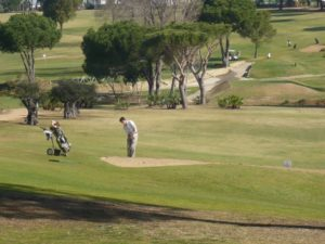 Campo de golf de Bellavista.