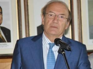 Pedro Rodríguez, alcalde de Huelva.