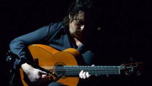 José Luis Rodríguez en una actuación.