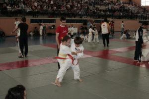 Torneo de judo en Almonte.