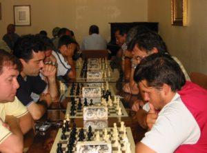 Torneo de Ajedrez en Almonte.