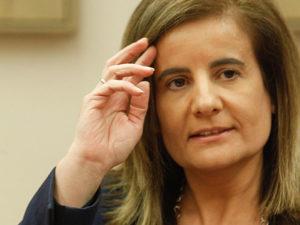 Fátima Báñez.