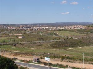 Vista de Costa Esuri.