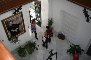 Casa museo en Moguer.