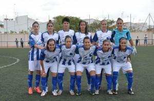Once de esta temporada del Cajasol Sporting Universidad.