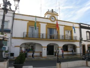 Ayuntamiento de Palos.