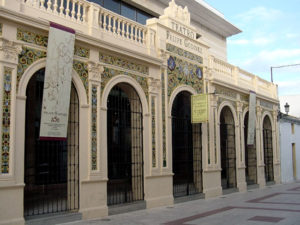 Teatro Felipe Godínez de Moguer.