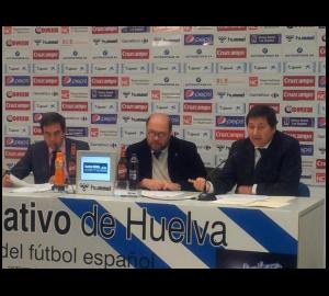 Junta de accionistas del Recreativo de Huelva.