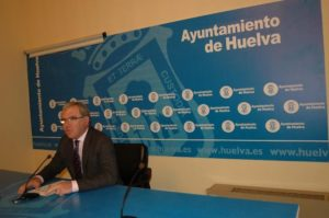 Francisco Moro en rueda de prensa.
