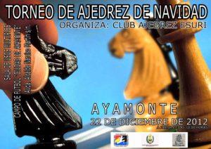 Torneo de Ajedrez en Ayamonte