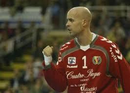 Jose Manuel Sierra, portero moguereño, campeón del Mundo de balonmano.