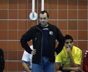 Fernando Castelló, tecnico del PAN Moguer.