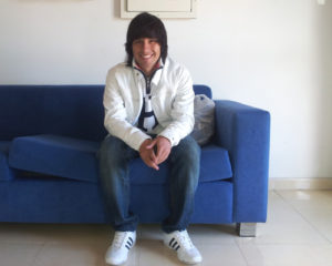 Josmar Zambrano, nuevo jugador del Recreativo.