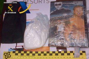 El tráfico de drogas ha bajado aunque continúa siendo una de las actividades delictivas más importantes.