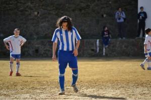 Andrea Garrido, jugadora del Cajasol Sporting.