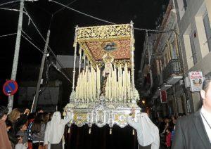 María Santísima del Rocío y Esperanza. (Espínola)
