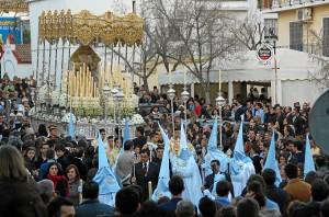 Nuestra Señora de la Paz. (J. C. Barambio)