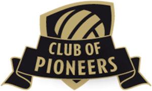 Logo del 'Club of pioneers'