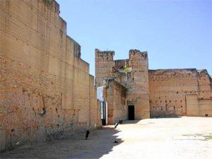 Castillo de Moguer.