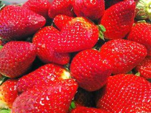 Palos se ha unido para promocionar sus fresas.