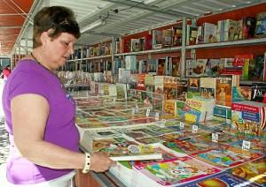 Feria del Libro en Huelva.