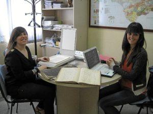 La UHU ha colaborado en la recuperación del Archivo de Minas de Herrerías.