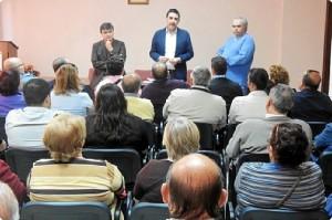 Acto del PSOE en la capital29