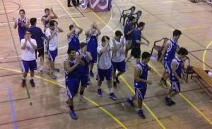 Equipo cadete del Club Deportivo Huelva Baloncesto.