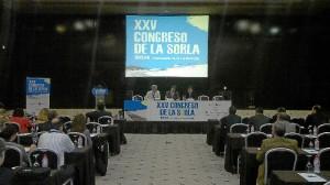 Inauguración del congreso en el hotel Barceló de Punta Umbría.
