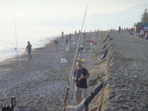 Campeonato de pesca de Mar Costa.