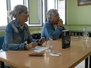 Lectura literaria en Aljaraque.