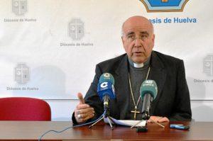 Obispo de Huelva.
