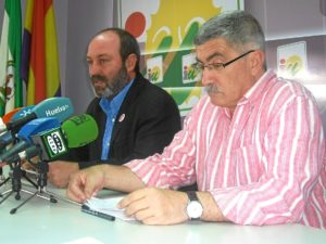 Pedro Jiménez y Juan Manuel Arazola.