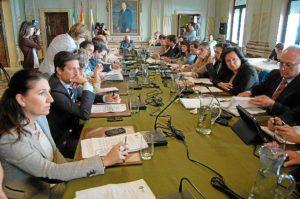Sesión plenaria de mayo en Huelva.