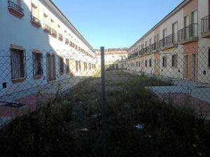 Viviendas vacías propiedad de bancos o inmobiliarias en Bollullos.