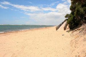 Playas de Nuevo Portil.